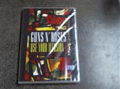 GUNS N' ROSES USE YOUR ILLUSION I WORLD TOUR-1992 IN TOKYO